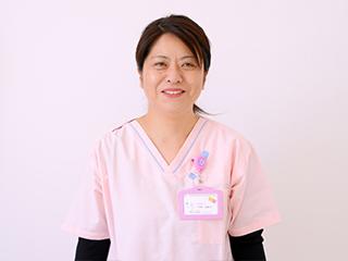 中島 由紀子(歯科衛生士)